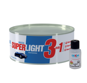 Embalagem Cola Super Light 3 em 1 Gekar